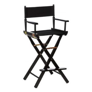 Director 's Chair Black