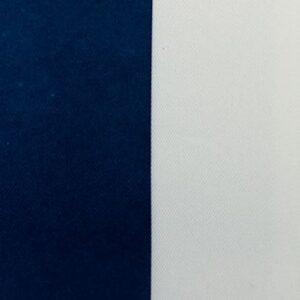 """AWNING STRIPE 2"""" BLUE & WHITE"""