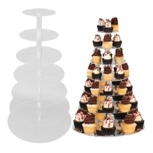 FOOD DISPLAY STANDS & TIERED STANDS