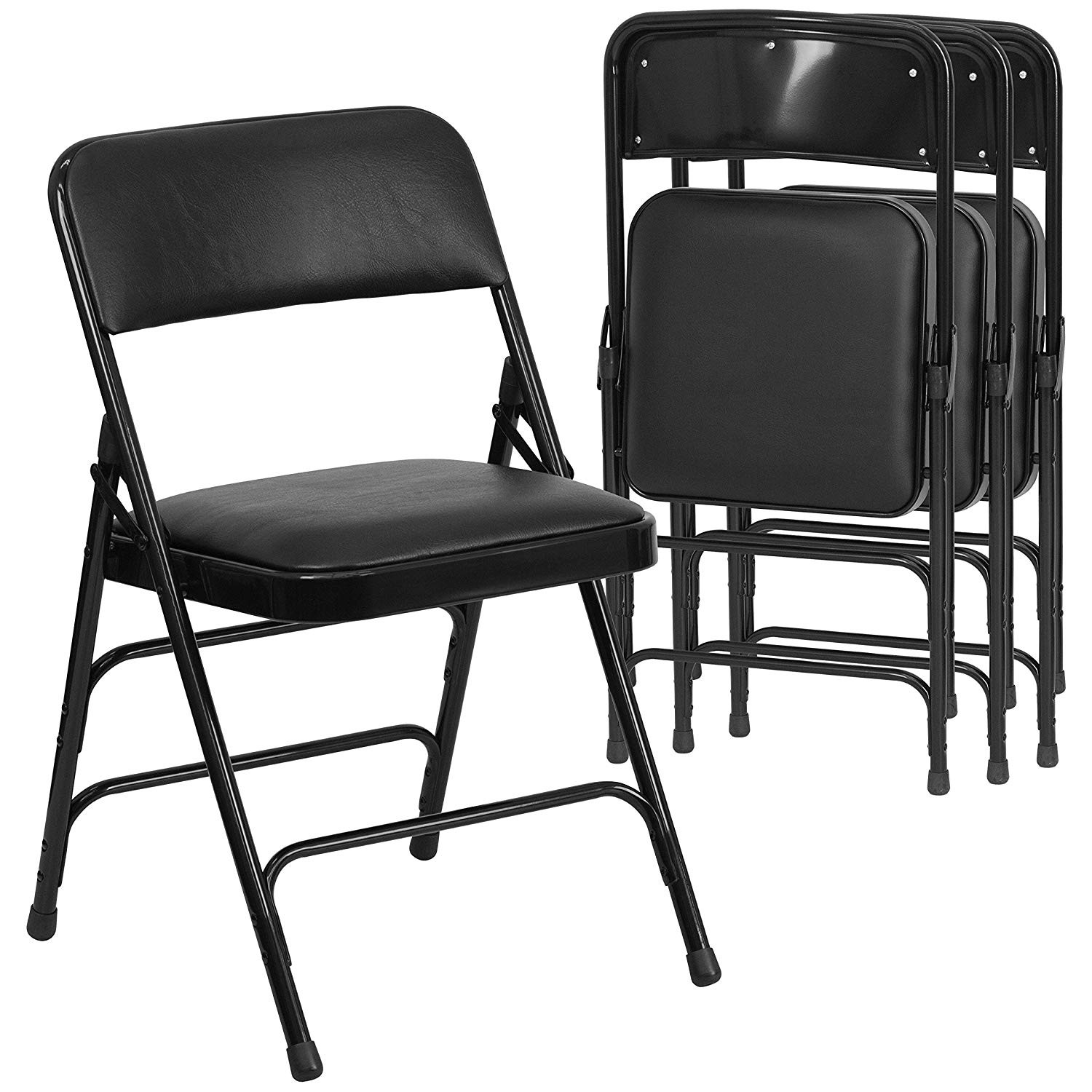Folding Chair Executive Corporate Blue For Rent   Folding Chair Corporate  Black