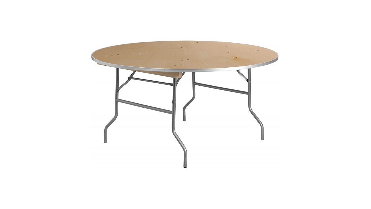 Round And Rectangle Tables For Rent